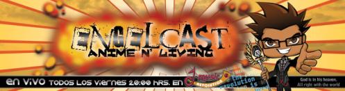 Banner Engelcast: Anime & Living