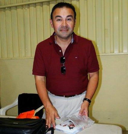 Mario Castañeda, actor de doblaje
