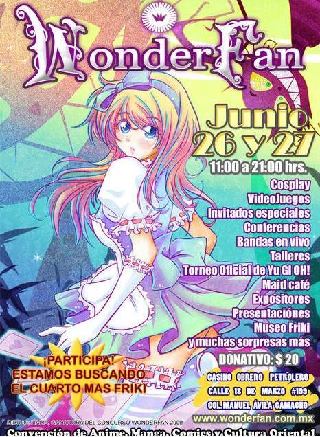 Poster de Wonder Fan 2